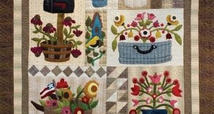 Glory Days Wool and Cotton Wall Hanging