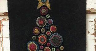 PENNY CHRISTMAS TREE e-Pattern