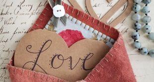 Wooly Valentine's Day Free Pattern