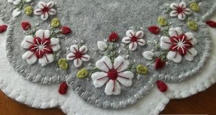 free wool applique patterns on pinterest - Yahoo Image Search Results