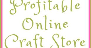 Top 4 Myths About Starting Your Profitable Online Craft Store