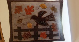 Winding Vine Wanderings: Wool Applique Folk Art Blog Tour ~ My turn..., pattern ...