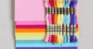 Wool Felt // Pot of Gold Palette // Wool Blend Felt Sheets, Rainbow Felt Colors, Spring Crafts, Merino Wool Felt Flowers, Pink Felt Fabric