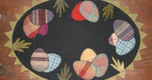 wonderful wool mat