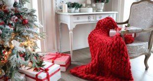 Blush Chunky Knit Throw, Chunky Knit Blanket Blush Pink, Blush Pink Knit Throw Blanket, Blush Pink Merino Wool Blanket
