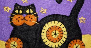 Free Pattern Day: Halloween