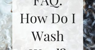 How to Wash Raw Wool and all other types of fiber