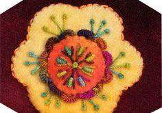 Kerry Stitch Designs: Crazy for Embellishment