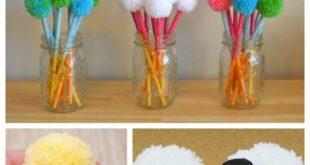 The Most Adorable DIY Pom Pom Crafts for Kids