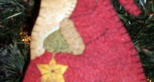 Best 25+ Wool applique patterns