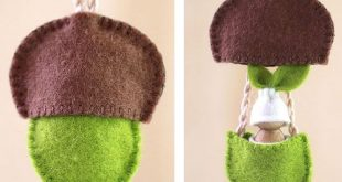 Easy DIY Felt Crafts, Felt Crafts Patterns and Wool Felt Crafts Christmas. Pics ...