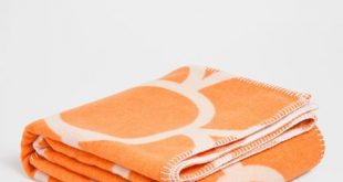 Jacquard Wool Blanket - Blankets - Bedroom | Zara Home Poland