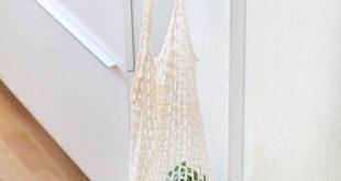 Netzbeutel häkeln – Wolle statt Plastik