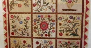 """Pine Valley Quilts  My Mum always said: """"Where there's a will there's a way"""" #qu..."""