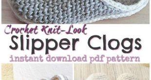 Super Slipper Patterns Shortlist