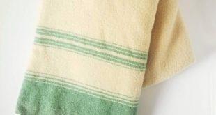 Vintage wool blanket, Foxford, Ireland, woolen blanket, green striped blanket, Providence woolen bla