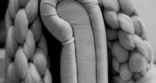 Wool Baby Blanket Merino Super Chunky Giant Soft 100% Natural - Handmade for Home Decor, Bedroom Decor, Graduation Gift, Baby Wool Blanket