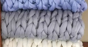Chunky Knit Blanket, Giant knit blanket, Chunky Blanket, Thick yarn blanket, Merino wool blanket, wool blanket, throw blanket, Home decor