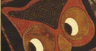 Christmas Wool Applique Penny Rug - 2019 - Wool Diy