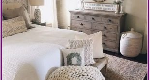 25 Simple Ways to Welcome Fall into Your Home * aux-pays-des-fleu... #bedroomint...