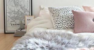 Brilliant Scandinavian Bedroom Design Ideas 44  2019  Brilliant Scandinavian Bed