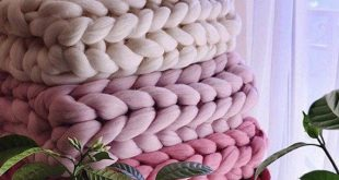 Chunky Blanket, Blush Chunky Knit Blanket, Blush Pink Throw Blanket, Knitted Blanket, Chunky Yarn Blanket, Chunky Knit Throw