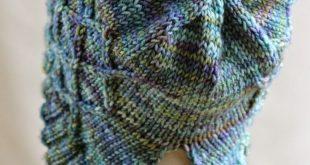 Iris Bloom Bonnet