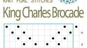 King Charles Brocade  #crochet #amigurumi #crochetpattern #amigurumipattern #diy...