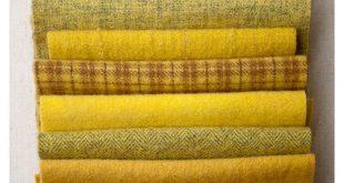Mini Textured Felted Wool Bundles - Purl Soho