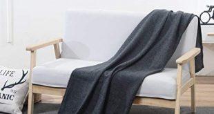 PuTian Australian Ultrasoft Merino Wool Blanket Silky Thr... smile.amazon.com/.....