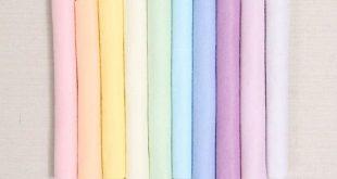 Wool Felt // Pixie Dust // Benzie Felt Palette, Wool Blend Felt, Baby Nursery, Pastel Felt Colors, F