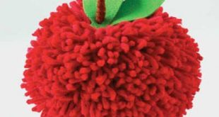 10 Perfect Pom Pom Crafts Part 2 - #10perfect #Crafts #part #perfect #Pom