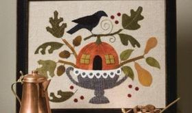 A Change of Seasons - Folk-Art Quilts and Cozy Home Accessories