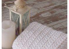 Crochet PATTERN Herringbone Chunky Wool Blanket#crochetpattern #chunkywoolblanke...