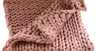 Fat Square Merino Wool Blanket 2019 Fat Square Merino Wool Blanket The post F...