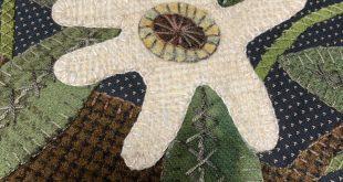 Moon Garden Block 12…and finishing options…revised again – Lisa Bongean'...