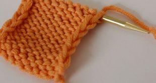 Randmaschen stricken – Wir klären, wie du einen schönen Rand erhältst