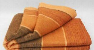 Soft & warm alpaca llama wool blanket bed sofa couch cover queen throw