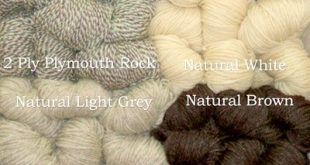 Unique Raw Wool Blankets, Woolen Yarn and Woolen Blankets - MacAusland's Woole...