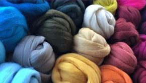 What a great introduction to Felting Wool - for absolute beginners and experienc...