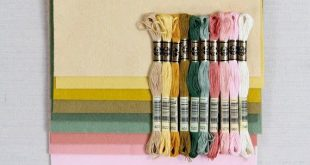 Wool Felt // Boho Garden // Wool Blend Felt, Felt Flowers, Boho Chic, Floral Felt Garland, Baby Mobi