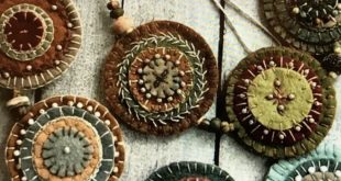 Wool Necklace 2019 Wool Necklace The post Wool Necklace 2019 appeared first on W...