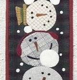 Wool applique PATTERN Autumn Garden 2019 Wool applique PATTERN Autumn Garden ...