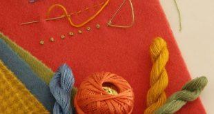#needlework #embroidery #handmade #embroideryart #handembroidery